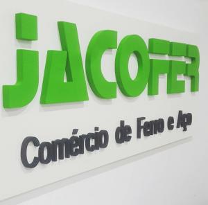 Recepção da Jacofer