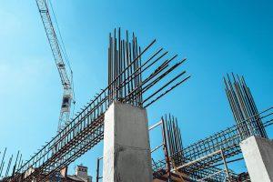 Colunas e Vigas em Concreto Armado pré-fabricado